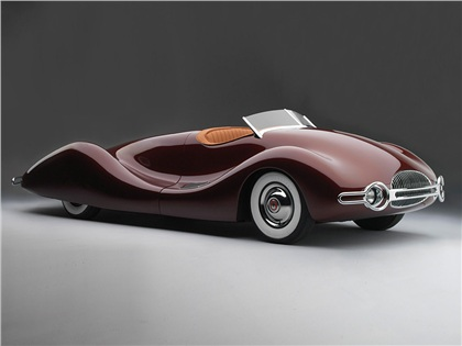 Norman E. Timbs Buick Streamliner (1948)